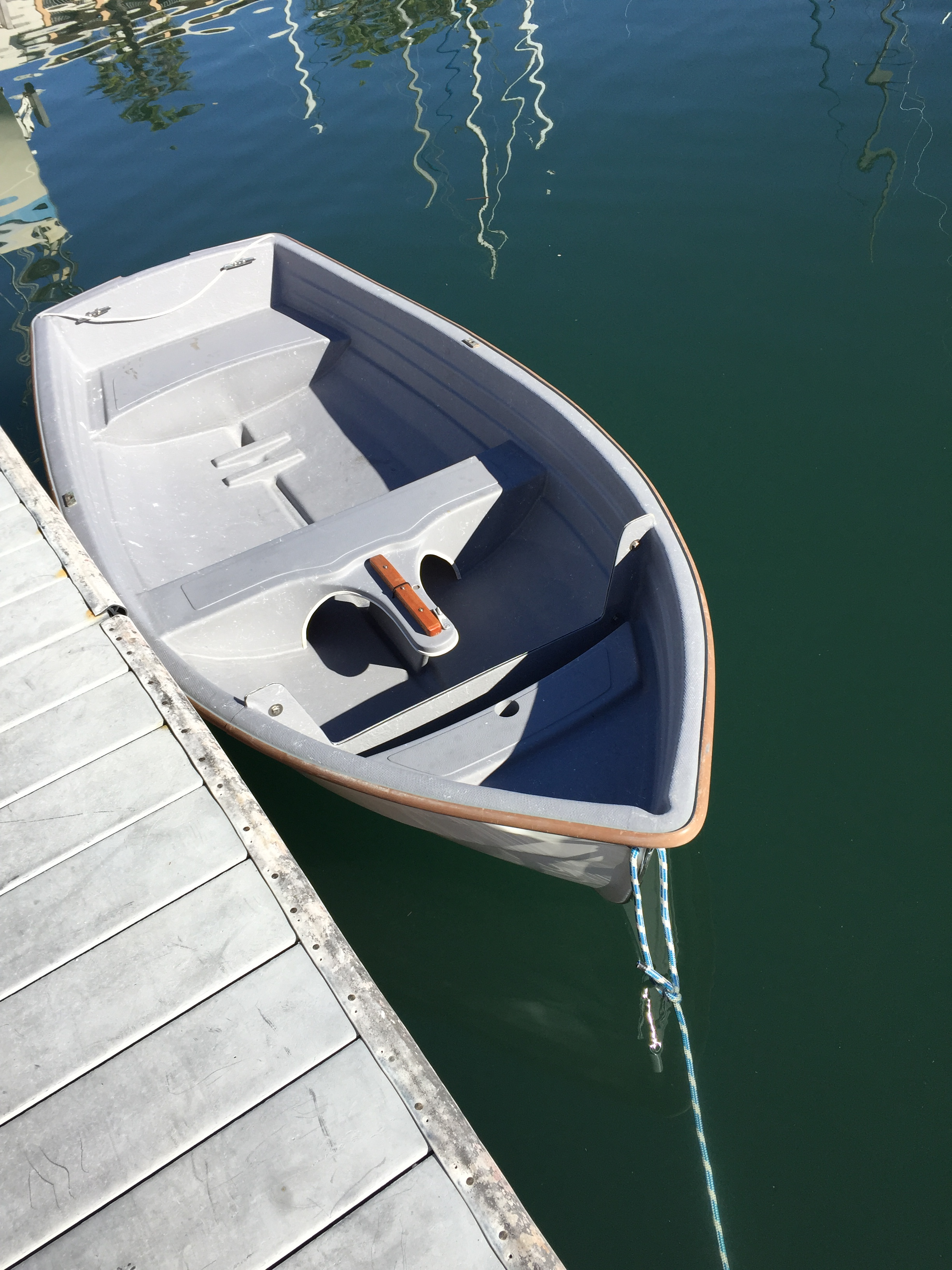 center powered boat eastern rentals console by harbor four boothbay the a outboard honda on is powerboats stroke seaway