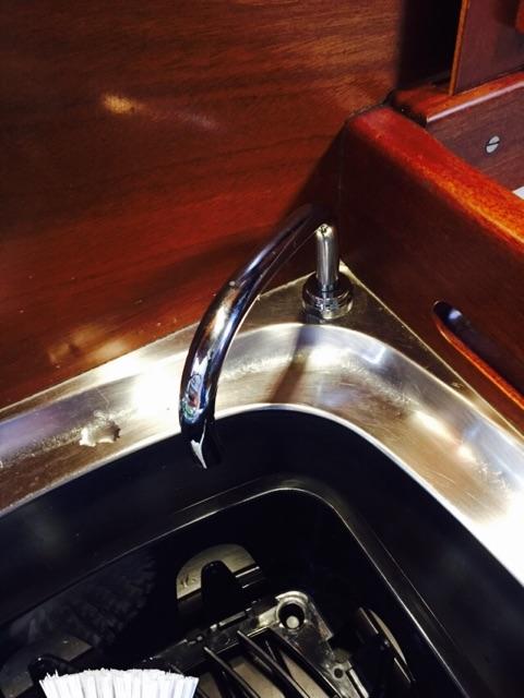 Saltwater Faucet